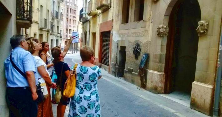Casa Arquitecte Vives Castellet amb Camins Km0