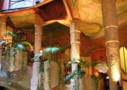 Interior La Pedrera-Casa Milà