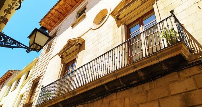L'Abadia Palau Renaixentista